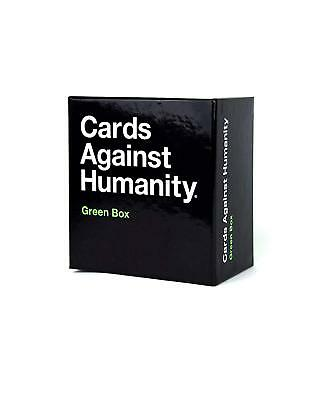 Cards Against Humanity UK Expansion Green Box 300 New Cards Brand New Sealed Toy