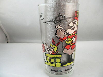 Arby's Bicentennial 1976--Dudley Takes Tea At Sea-----Hard To Find