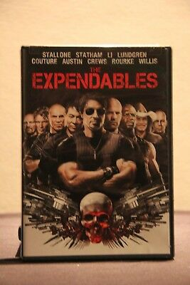 The Expendables (DVD, 2010) - Used