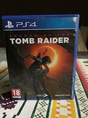 SHADOW OF THE TOMB RAIDER sur PS4 / Version Française
