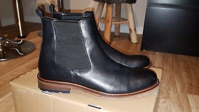 CHELSEA BOOTS CUIR p.42 Redoute Collection chaussures