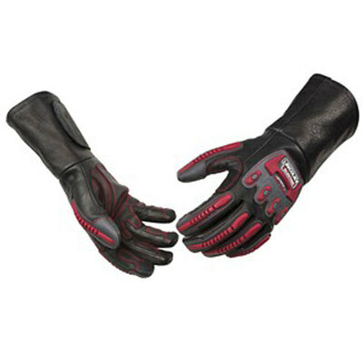 Lincoln Electric K3109-XL Welding Roll Cage Rigging Gloves X-Large