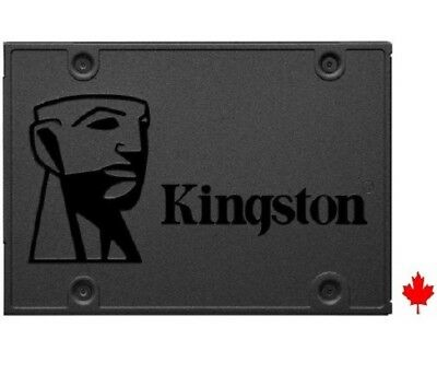 "Kingston Digital A400 SSD 240GB SATA 3 2.5"" Solid State Drive SA400S37/240G"