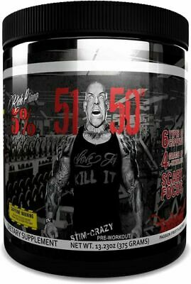 RICH PIANA 5% Nutrition 5150 PRE WORKOUT - FREE SHIPPING