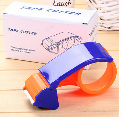 1PC Portable Tape Gun Dispenser Packing Packaging Sealing Cutter Balers Tapes
