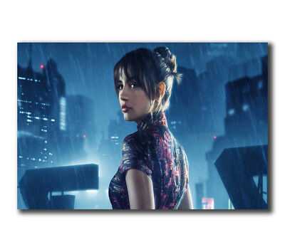 T208 Art Poster Blade Runner 2049 2017 Movie Film Vintage Hot Silk 24x36 27x40IN