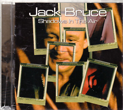 Jack Bruce - Shadows In The Air Cd No Scratches