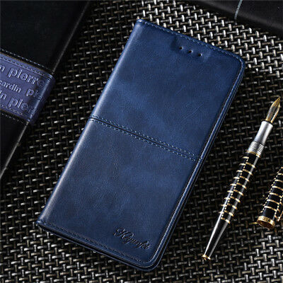 For Samsung Galaxy J3 J5 J7 2016 / 2017 Leather Wallet Magnetic Flip Case Cover