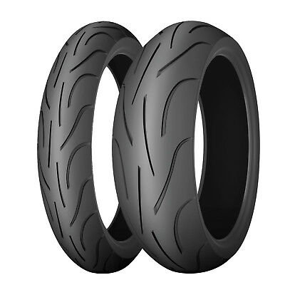 Michelin Pilot Power Road Sport Motorcycle Tyre Rear 180/55-ZR17 73(W) 990721