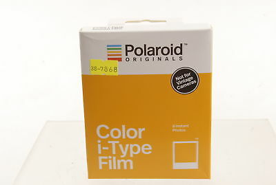 Polaroid Color i-Type Instant Film for iType only. Graded: NEW [#7868]