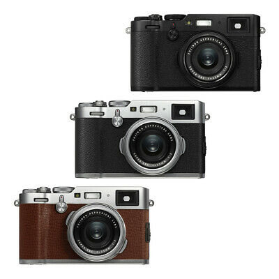 NEW FUJIFILM X100F 24.3MP Digital Compact Camera