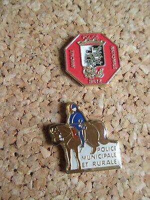lots 2 pins police municipale rurale nationale