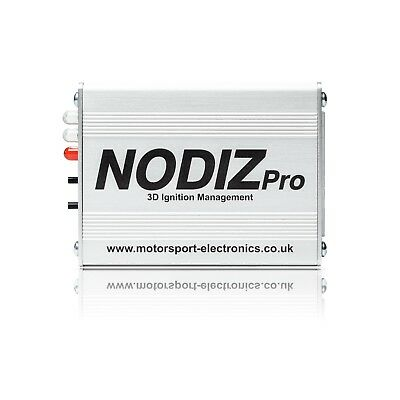 Nodiz Pro Ignition ECU & Loom Kit, Bike Carbs (Gen 2)