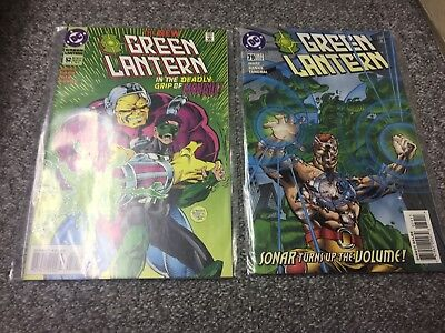Green Lantern #52-79 & #0 (Missing #74) Total Of 28 Books All High Grade Nm 1994