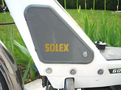4  Autocollants Pour Solex  Flash N°1  Velosolex