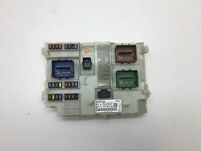 14-17 volvo s60 fuse relay box electronic module unit 31384931 ab used oem