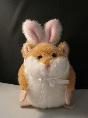 Hamster Stuffed Animal