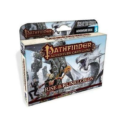 Pathfinder Adventure Card Game: Rise of the Runelords Deck 5 - Sins of the Sa...