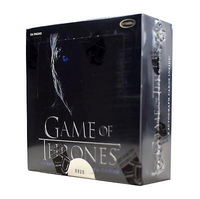 Game Of Thrones Season 7 Trading Cards Box (Rittenhiuse 2018)