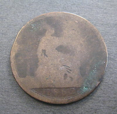 1862  Great Britain Large Penny - * No Reserve *- (S271)