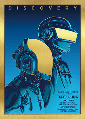 Art Poster Daft Punk The Weeknd Discovery Starboy 36 27x40inch Wall Silk N840