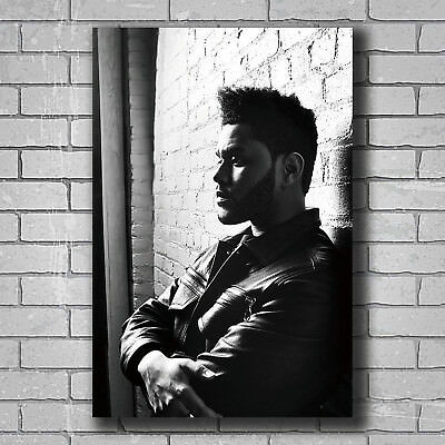 New The Weeknd Starboy Custom Poster Print Art Decor T-445