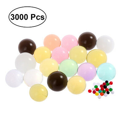 30000pcs Jelly Beads Water Plant Flower Crystal Soil Mud Water Pearls Gel Balls