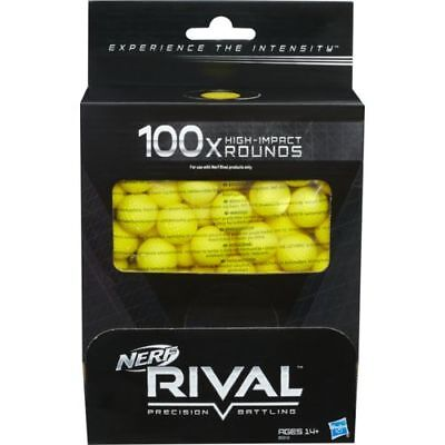 Genuine Nerf Rival Precision Battling 100-Round Refill New*Free Shipping
