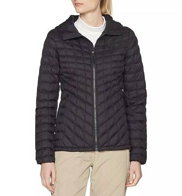 fdff2c679 THE NORTH FACE Women's Stretch Thermoball FZ TNF Black Sz. XS - M ...