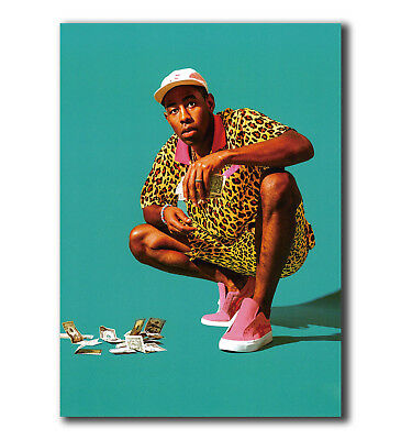 D-360 New Tyler The Creator Odd Future 27x40IN fabric Art Poster