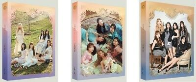 Gfriend-[Time For Us] 2nd Album 3 Ver SET CD+Poster+etc+Pre-Order+Gift+Tracking