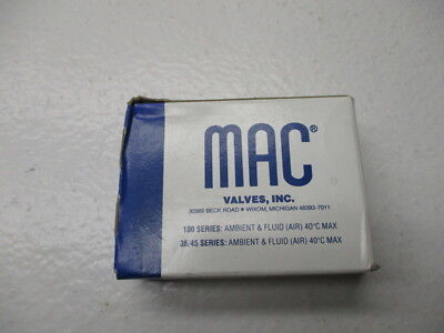 Mac 45A-Fa1-Daaa-1Cm Pneumatic Valve * New In Box *