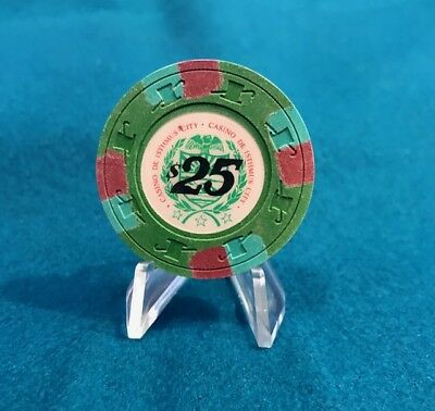 Casino De Isthmus, $25 Casino Chip- James Bond Oo7 - Movie, Licensed To Kill
