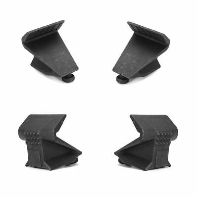 10PC Tire Changer Machines Tyre Rim Clamp Jaw Cover Wheel Repair Guard Tool 70mm