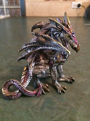 Standing Dragon Figurine