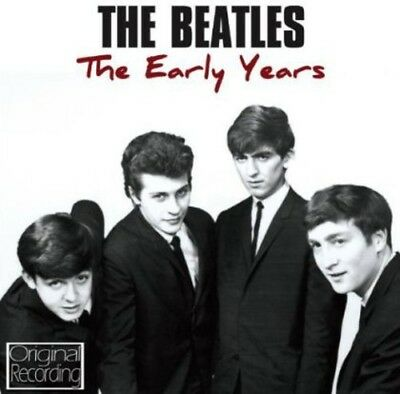 Beatles The Early Years CD NEW