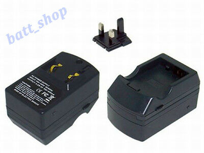 New Battery Charger for Canon EOS 1000D 450D 500D LP-E5