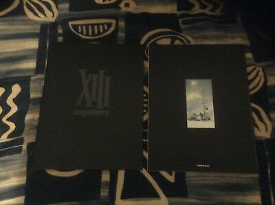 XIII Mystery : livret collector avec croquis EO etat neuf RARE 30 pages