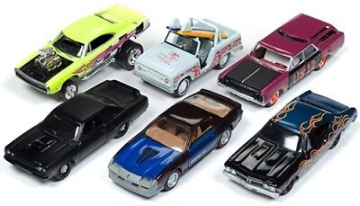 Johnny Lightning SF008B 1:64 Street Freaks Release 2B (6)