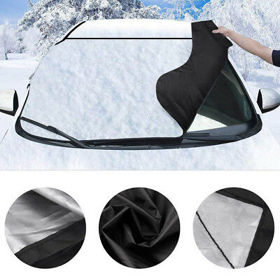 Windshield Cover Snow Ice for Car Frost Guard Winter Protector Magnetic Auto