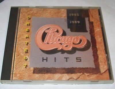 Chicago Greatest Hits 1989 Release Date Cd