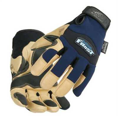 Black Stallion ToolHandz 99ACE-PW Pigskin Thinsulate Lined Mechanic's Gloves, XL