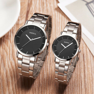 db768242af6 Women s Watches Ladies Wrist Watch Luxury Stainless Steel Band Fashion Gift