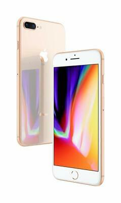 Apple iPhone 8 Plus 64GB - Factory GSM Unlocked AT&T T-Mobile - Gold Smartphone
