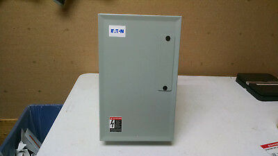 EATON 6 Pole Lighting Contactor ECL03C1A6A 30A LIGHTING Electrically Held