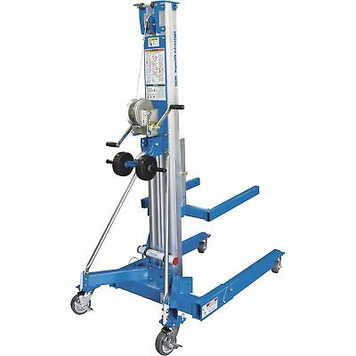 Genie Superlift Advantage Lift w/Straddle Base 16ft4inLift- 800lb Capacity