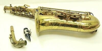 Pierre Maure Saxophone Alto Sax (Made in Italy) - Free Shipping