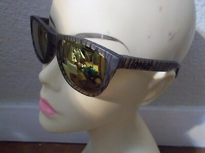 3bda34cdef OAKLEY Frogskins 009013-67 Urban Jungle Frame 24k Iridium Lenses Sunglasses