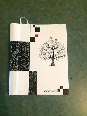 Black and White Journal/Address Book