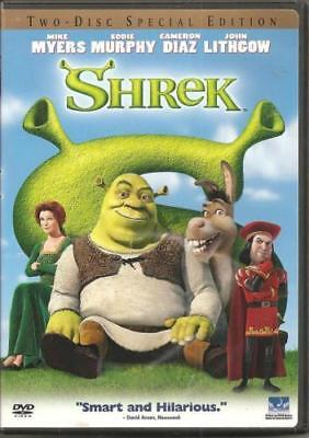 Shrek - Two-Disc Special Edition DVD